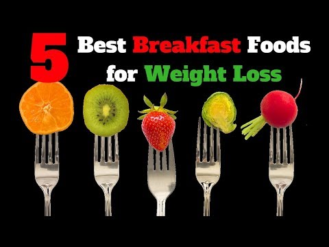 5 Best Breakfast Foods for Weight Loss - clickbank review