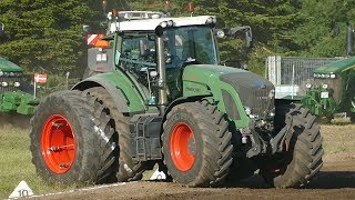 Fendt 936 Vario Winning The Tractor Pulling Event at Nibe Pulling Arena | Tractor Pulling Denmark