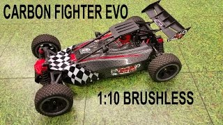 Reely Carbon Fighter Evo 2016 - 1:10 Brushless - Vorstellung + Bausatz - Darconizer RC