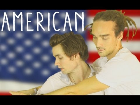 How to be American!