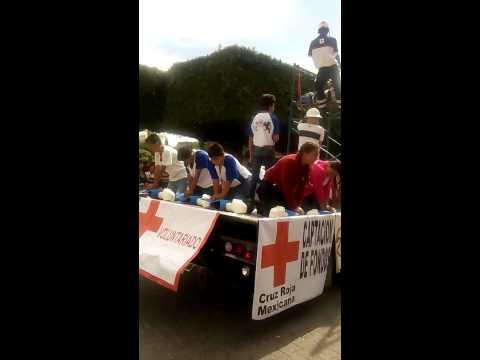 RCP niños Cruz Roja Ocotlán Jalisco