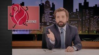 GREG NEWS com Gregório Duvivier | CARNE
