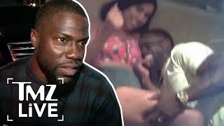Kevin Hart: Sex Tape Extortion! | TMZ Live