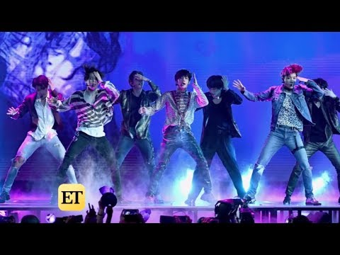 BBMAs 2018: BTS's Epic Night at the 2018 Billboard Music Awards!