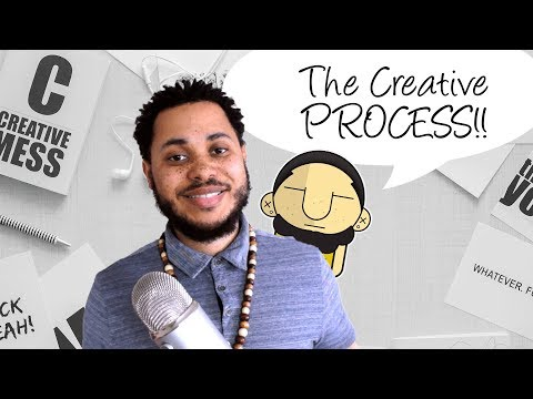 The CREATIVE PROCESS for Graphic T Shirt Design | Explained and Simplified