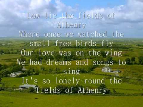 The Fields of Athenry (  lyrics )