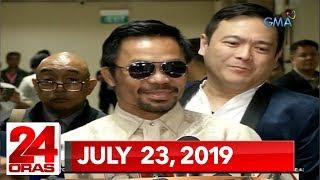 24 Oras: July 23, 2019 [HD]