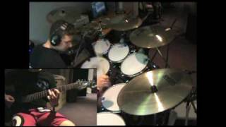 Avenged Sevenfold - Unholy confessions cover (+ studio tour)