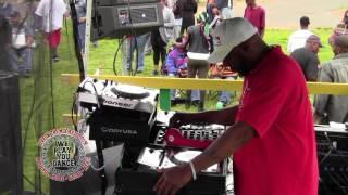 Dawud Johnson Live in The Mix@Mattano Park