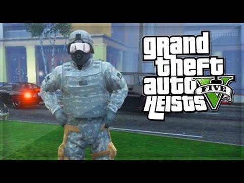 Gta Online Crew Names Gta 5 Online Heist Crew