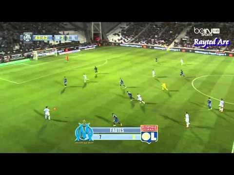Andre Ayew vs Lyon.