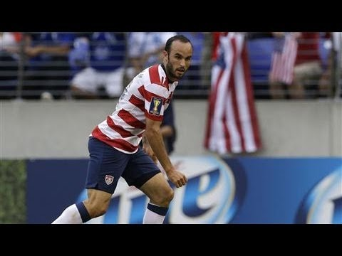 Landon Donovan Left off World Cup Team