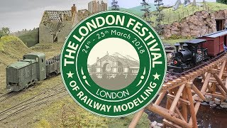 The London Festival of Railway Modelling Show 2018 - BRM Subscriber Discount - Alexandra Palace