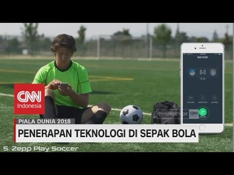 Penerapan Teknologi di Sepak Bola