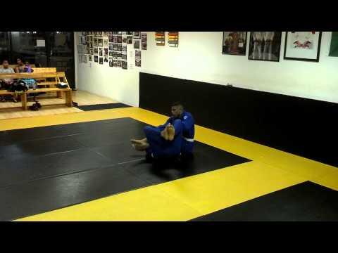 BJJ Training Video 1 - 2013