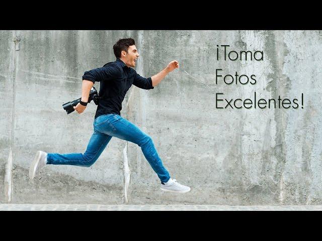 Toma Fotos Excelentes - Cover