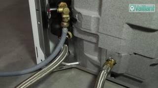 6. Riempimento senza scambiatore di separazione - uniTOWER