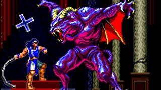 Castlevania Rondo of Blood - All Bosses (No Damage)