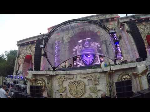 Timmy Trumpet Live @ Tomorrowland 2016 #1
