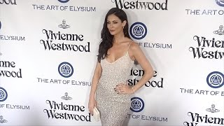Summer Altice The Art of Elysium 2016 HEAVEN Gala Red Carpet