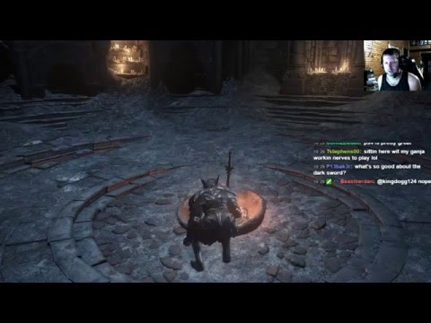 Dark Souls 3 - Continuing the OP Build