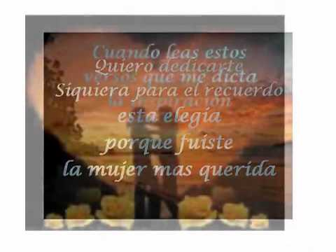 Poema para mi esposa - YouTube.flv - YouTube