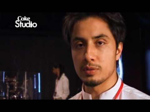 Dastaan-e-ishq Ali Zafar - BTS Coke Studio Pakistan Season 2