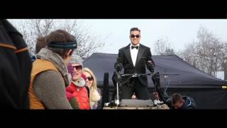 "Café Royal - Making of Mission ""Agent en danger"" feat. Robbie Williams (fr.)"