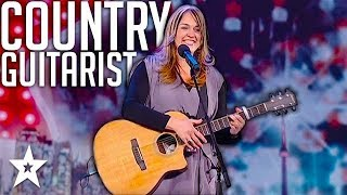 Country Singer Gives An EPIC Performance on Canada's Got Talent