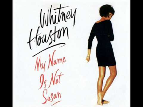 Whitney Houston - My Name Is Not Susan [Logic Remix]  By Dj Tasos Geralis.wmv