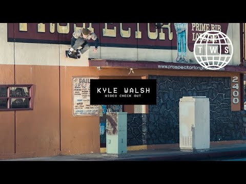 Video Check Out: Kyle Walsh