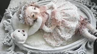 Провожаю куколку в её первое путешествие!