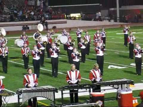 Fort Dodge Senior High Marching Band 2009