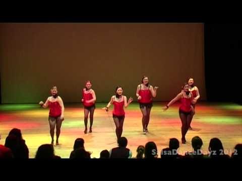SalsaDanceDayz 2012 - Latin Moves Ivana