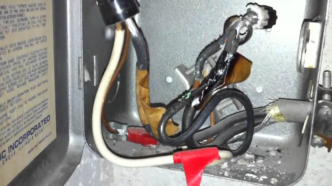 Water Heater Wiring