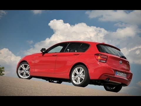 Обзор BMW 1 series (F20) 2011, экстерьер