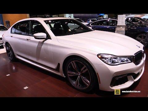 2016 BMW 750i xDrive M Sport - Exterior and Interior Walkaround - 2016 Chicago Auto Show