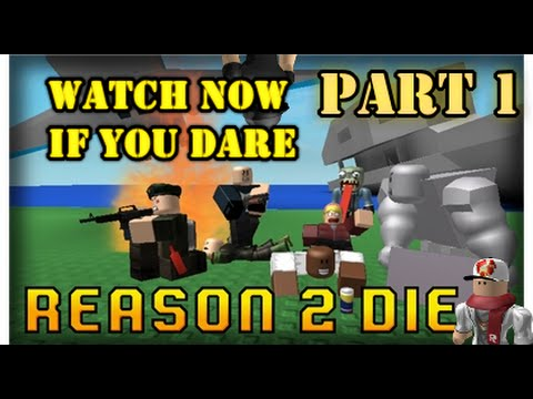 -Death by Falling- Roblox Let's Play: Reason 2 Die part 1