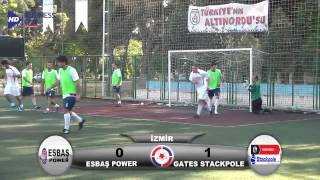 Esbaş Power  Gates Stackpole Business Cup 2013 İzmir 3.Hafta