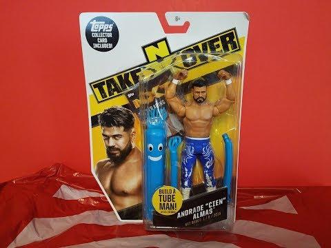 WWE Mattel Cien Almas NXT Takeover Target exclusive! Figure Review
