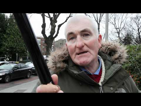 Khander Adnan Vigil Dublin