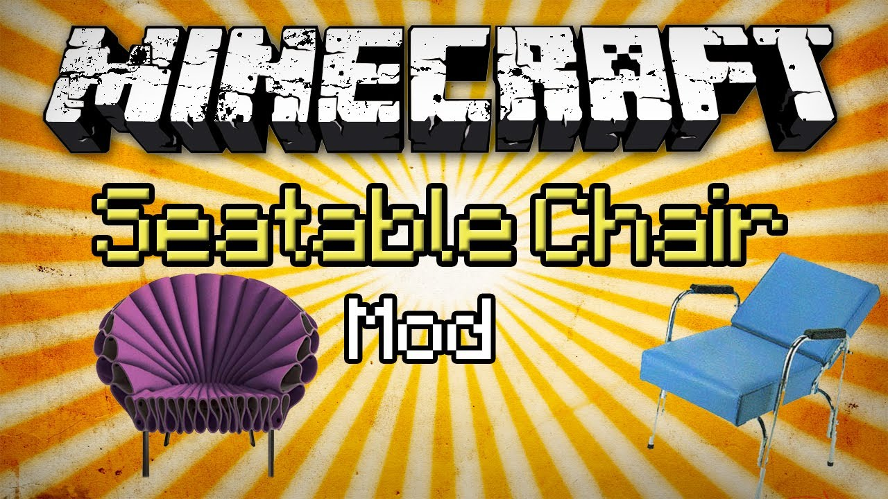 how to make a chair in minecraft