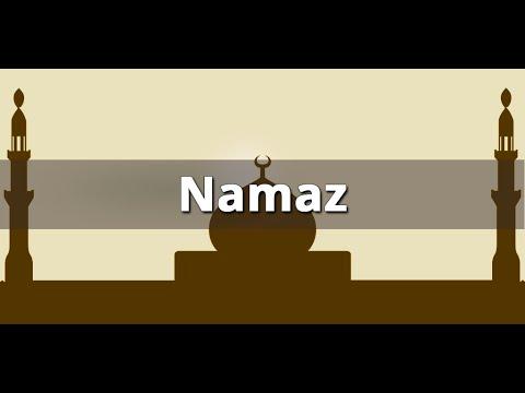Namaz - How To Pray Namaz (android App) video