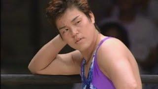 Kyoko Inoue (AJW) vs Shinobu Kandori (LLPW)