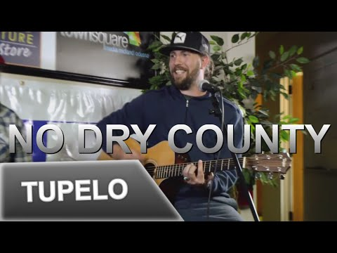 No Dry County Performs 'Tupelo' in the Ashley Furniture HomeStore Hangout Lounge in Midland, TX