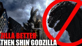 WHY ZILLA 1998 IS BETTER THEN SHINZILLA!