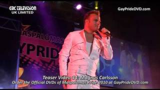 Maspalomas Pride 2010 Official DVD Teaser Video 34: Magnus Carlsson