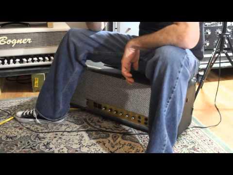 Indie Music Lounge - Marshall Bass Head