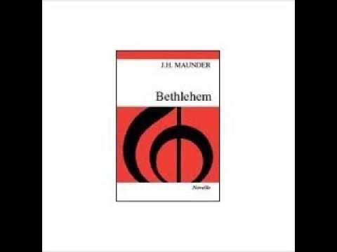 Maunder's Bethlehem Part 1