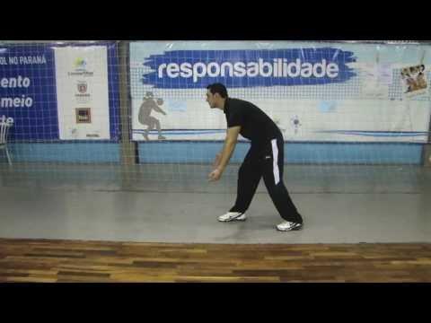 Ensinando a Manchete do Voleibol